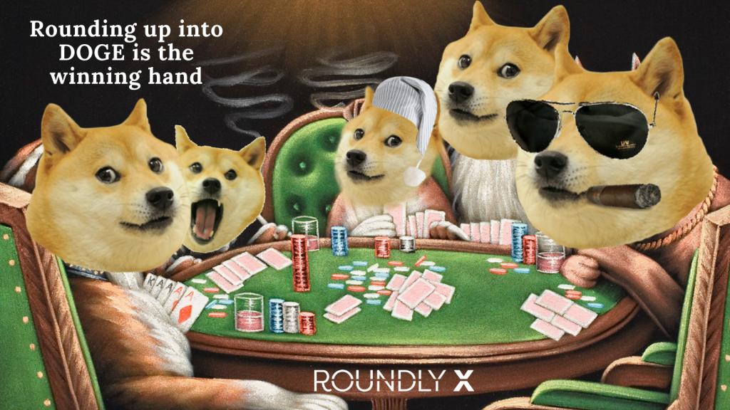 dogecoin roundups